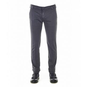 Pantaloni Chino grigio