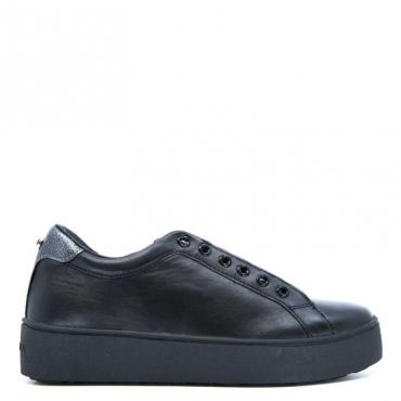 Sneakers slip-on nere Sonia BLACK