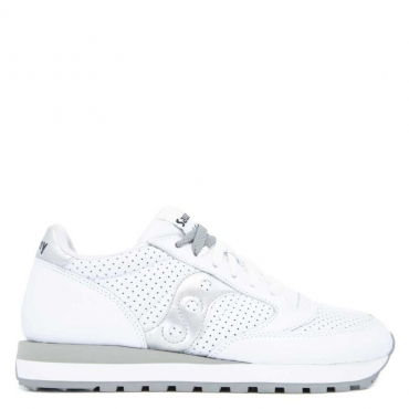 Sneakers Jazz Original White/Silver 3WHITE/SILVE