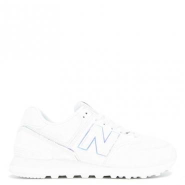 Sneakers 574 con logo iridescente OFFWHITE