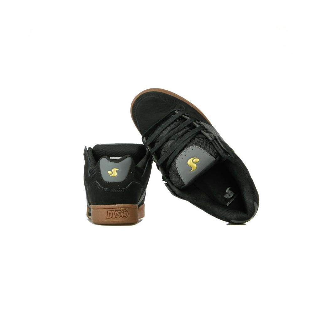 SCARPE SKATE CELSIUS BLACK/CHARCOAL/GUM/NUBUCK