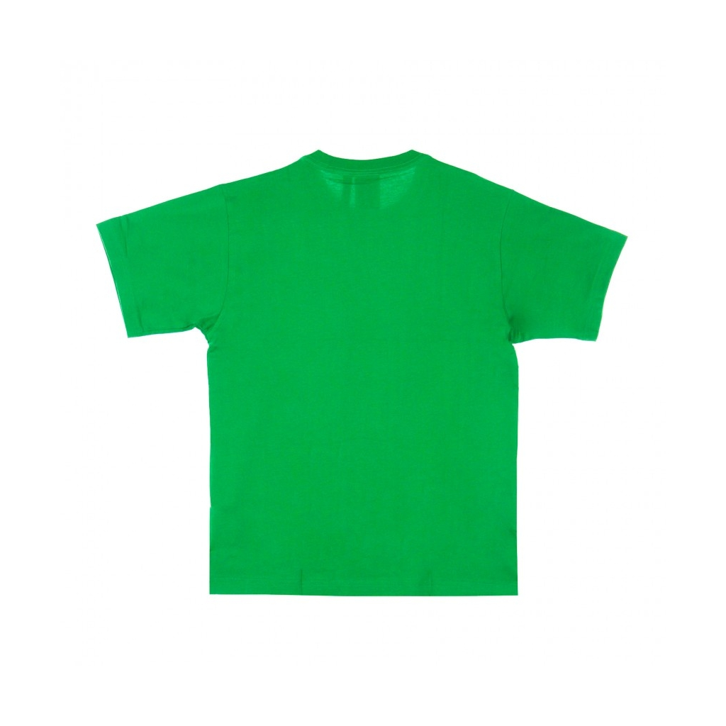 MAGLIETTA CIRCLE TREFOIL GREEN