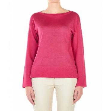 Maglione leggero Mi1nt023 pink