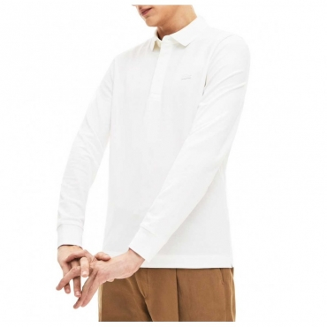 Polo Paris a maniche lunghe Regular Fit 001