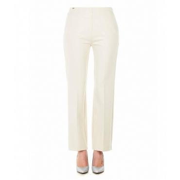 Pantalone rosa chiaro