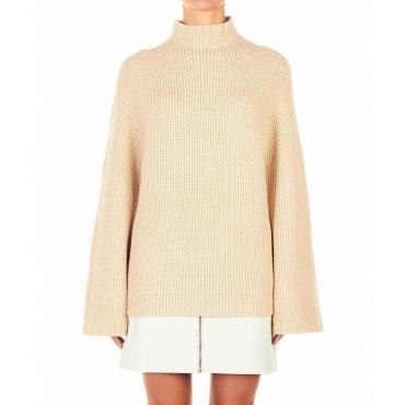 Maglione in maglia Albafat beige