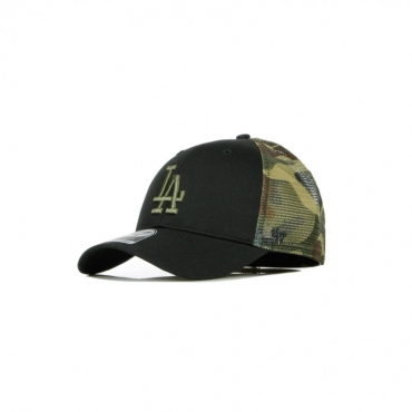 CAPPELLINO VISIERA CURVA MLB BACK SWITCH MVP TRUCKER LOSDOD BLACK/CAMO