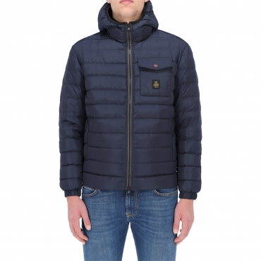 GIACCA HUNTER REFRIGIWEAR DARK BLUE