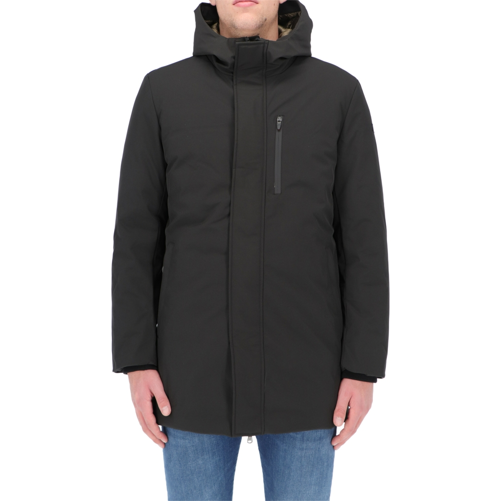 JKT PARKA CITY2 WR BIO CANADIAN black