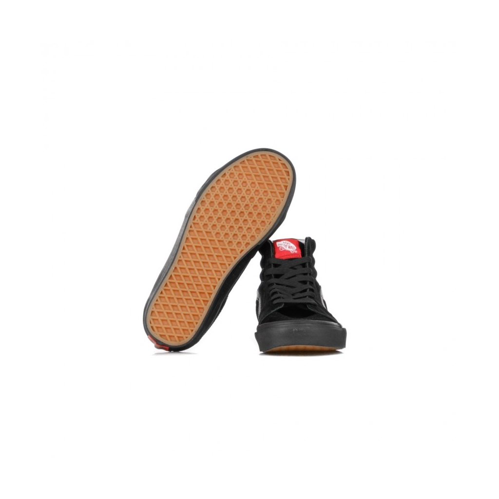 SCARPA ALTA SK8-HI BLACK/BLACK