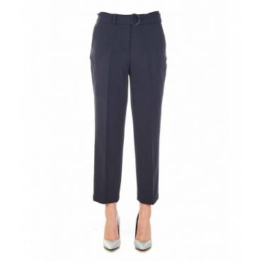 Pantaloni eleganti Stricht nero