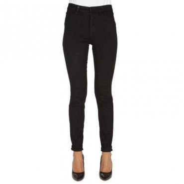 Jeans J69 nero super skinny 0204