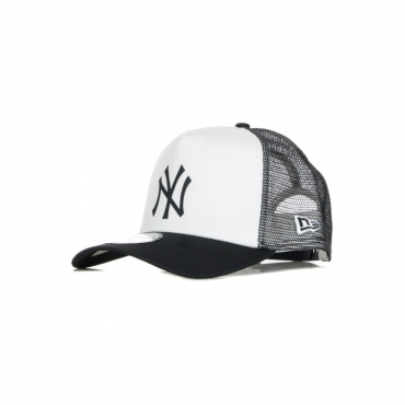 CAPPELLINO VISIERA CURVA MLB TEAM COLOUR BLOCK TRUCKER NEYYAN WHITE/ORIGINAL TEAM COLORS