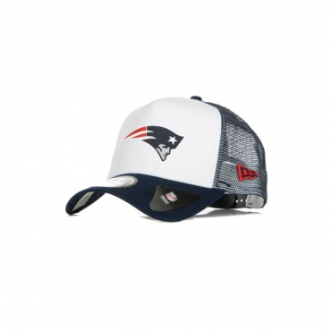 CAPPELLINO VISIERA CURVA NFL TEAM COLOUR BLOCK TRUCKER NEEPAT WHITE/ORIGINAL TEAM COLORS