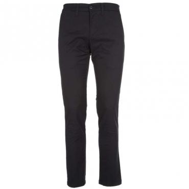 Pantalone chino Sid Pant in cotone DARKNAVY