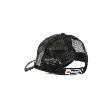 CAPPELLINO VISIERA CURVA NFL SEASONAL THE LEAGUE 940 OAKRAI BLACK/CAMO