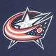 MAGLIETTA NHL ICONIC PRIMARY COLOUR LOGO GRAPHIC T-SHIRT COBJAC ORIGINAL TEAM COLORS