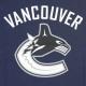 MAGLIETTA NHL ICONIC PRIMARY COLOUR LOGO GRAPHIC T-SHIRT VANCAN ORIGINAL TEAM COLORS