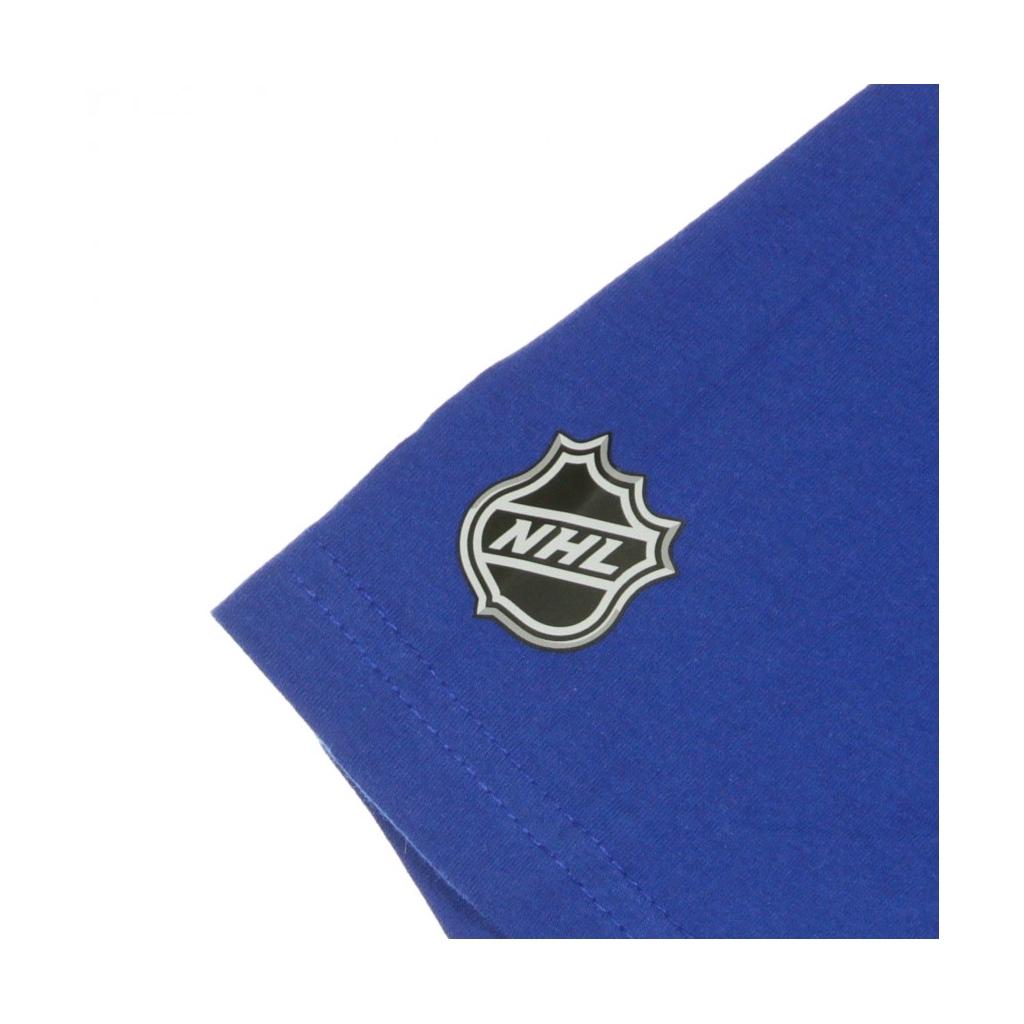 MAGLIETTA NHL ICONIC PRIMARY COLOUR LOGO GRAPHIC T-SHIRT NEYISL ORIGINAL TEAM COLORS