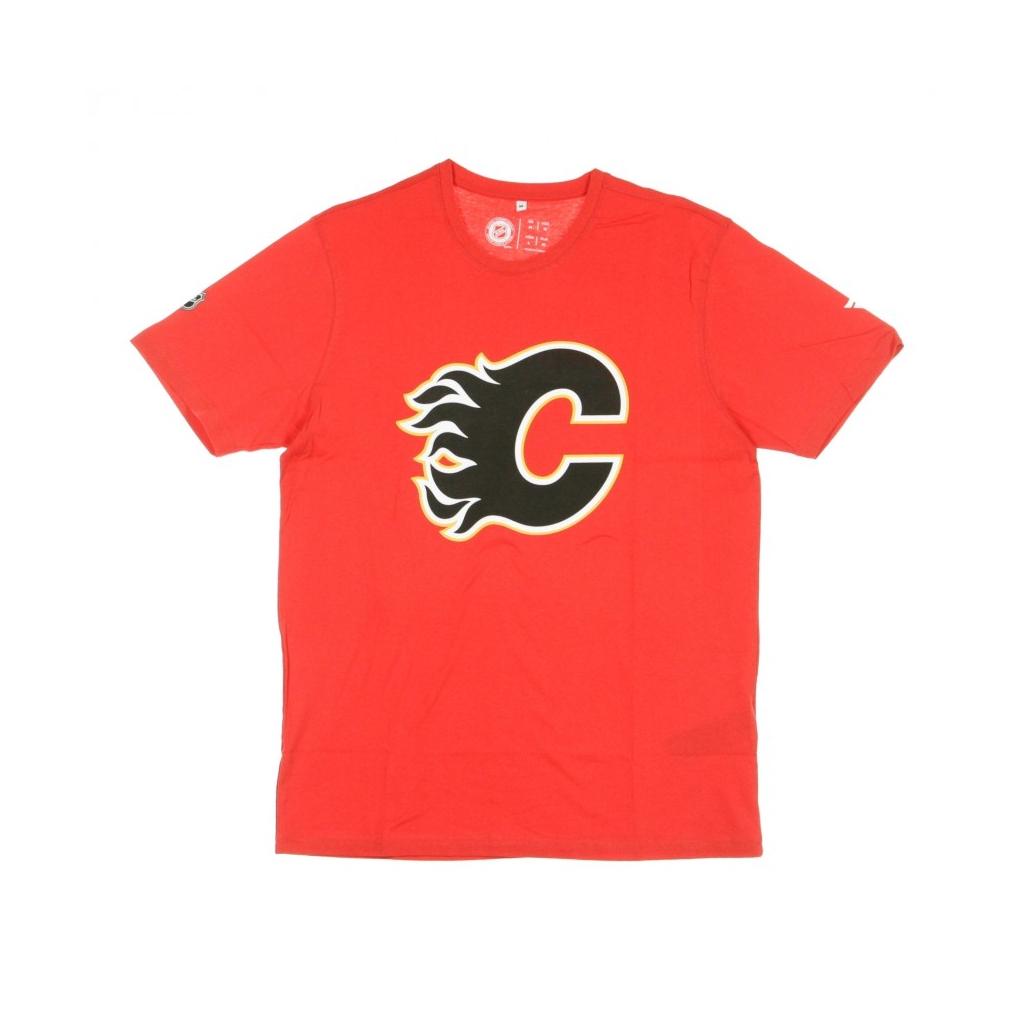 MAGLIETTA NHL ICONIC PRIMARY COLOUR LOGO GRAPHIC T-SHIRT CALFLA ORIGINAL TEAM COLORS