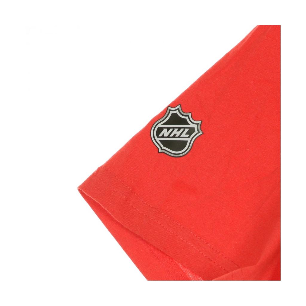 MAGLIETTA NHL ICONIC PRIMARY COLOUR LOGO GRAPHIC T-SHIRT CARHUR ORIGINAL TEAM COLORS