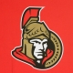 MAGLIETTA NHL ICONIC PRIMARY COLOUR LOGO GRAPHIC T-SHIRT OTTSEN ORIGINAL TEAM COLORS