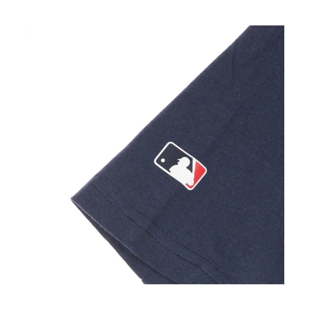 MAGLIETTA MLB ICONIC SECONDARY COLOUR LOGO GRAPHIC T-SHIRT BOSRED ORIGINAL TEAM COLORS
