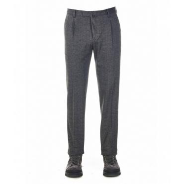 Pantaloni eleganti grigio