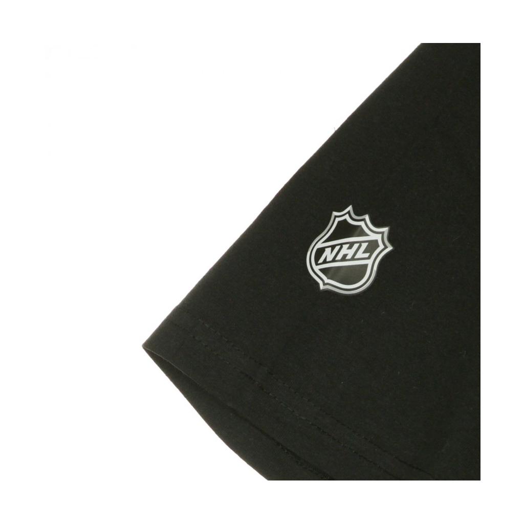 MAGLIETTA NHL ICONIC PRIMARY COLOUR LOGO GRAPHIC T-SHIRT ANADUC ORIGINAL TEAM COLORS