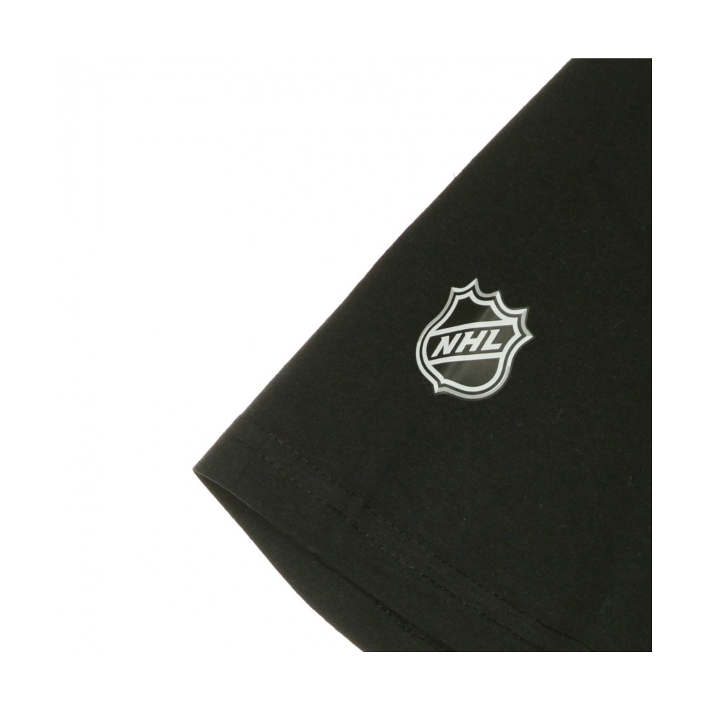 MAGLIETTA NHL ICONIC PRIMARY COLOUR LOGO GRAPHIC T-SHIRT NEJDEV ORIGINAL TEAM COLORS