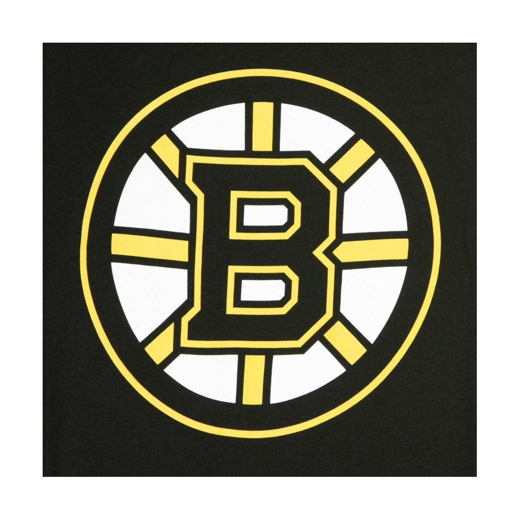 MAGLIETTA NHL ICONIC PRIMARY COLOUR LOGO GRAPHIC T-SHIRT BOSBRU ORIGINAL TEAM COLORS