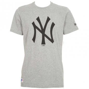 T-shirt grigia New York Yankees LGH