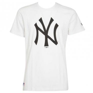T-shirt bianca New York Yankees WHITE