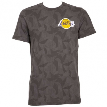 T-shirt mimetica Los Angeles Lakers GRH