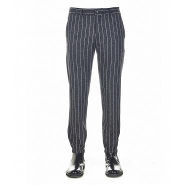 Pantaloni Daniel nero