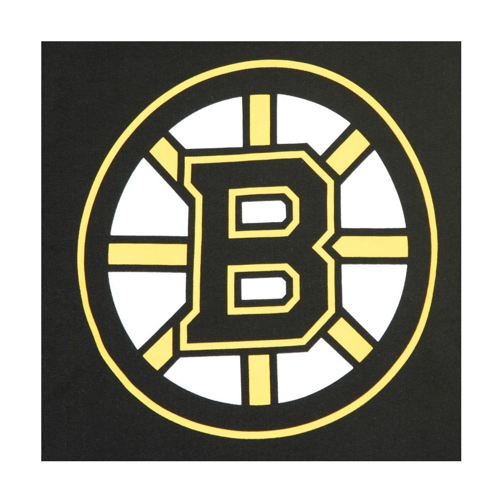 FELPA GIROCOLLO NHL ICONIC PRIMARY COLOUR LOGO GRAPHIC CREW SWEATSHIRT BOSBRU ORIGINAL TEAM COLORS