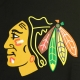 FELPA GIROCOLLO NHL ICONIC PRIMARY COLOUR LOGO GRAPHIC CREW SWEATSHIRT CHIBLA ORIGINAL TEAM COLORS