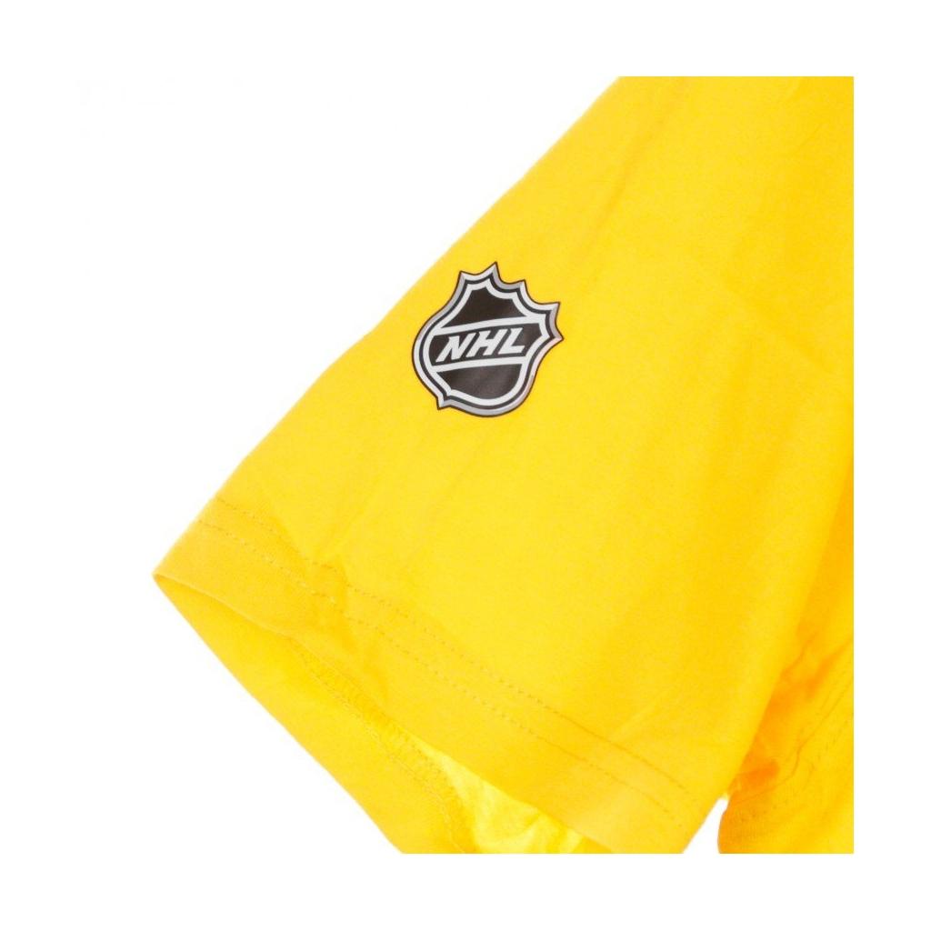 MAGLIETTA NHL ICONIC SECONDARY COLOUR LOGO GRAPHIC T-SHIRT PITPEN ORIGINAL TEAM COLORS