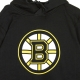 FELPA CAPPUCCIO NHL ICONIC PRIMARY COLOUR LOGO GRAPHIC HOODIE BOSBRU ORIGINAL TEAM COLORS
