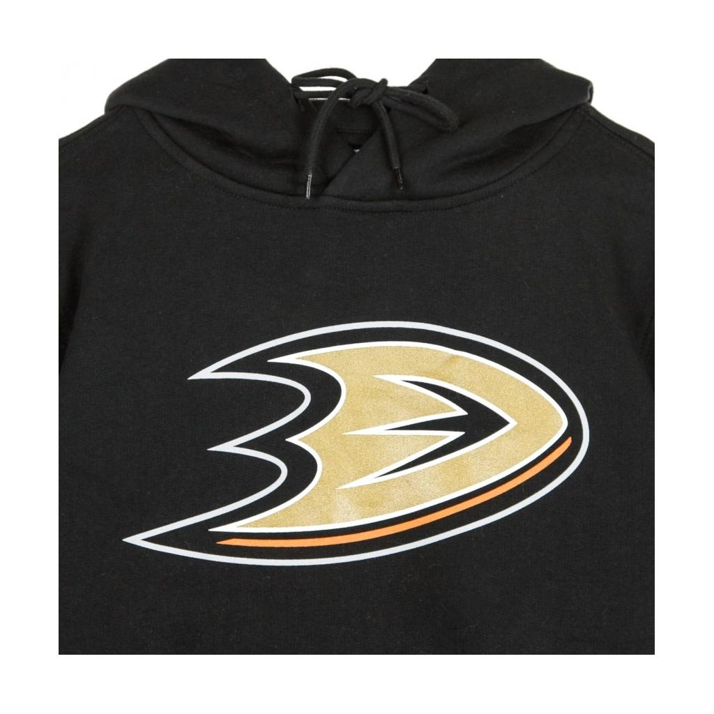 FELPA CAPPUCCIO NHL ICONIC PRIMARY COLOUR LOGO GRAPHIC HOODIE ANADUC ORIGINAL TEAM COLORS