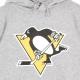FELPA CAPPUCCIO NHL ICONIC SECONDARY COLOUR LOGO GRAPHIC HOODIE PITPEN ORIGINAL TEAM COLORS