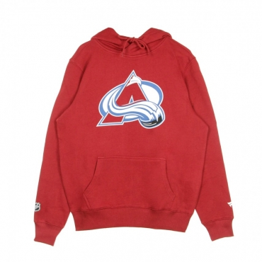 FELPA CAPPUCCIO NHL ICONIC PRIMARY COLOUR LOGO GRAPHIC HOODIE COLAVA ORIGINAL TEAM COLORS