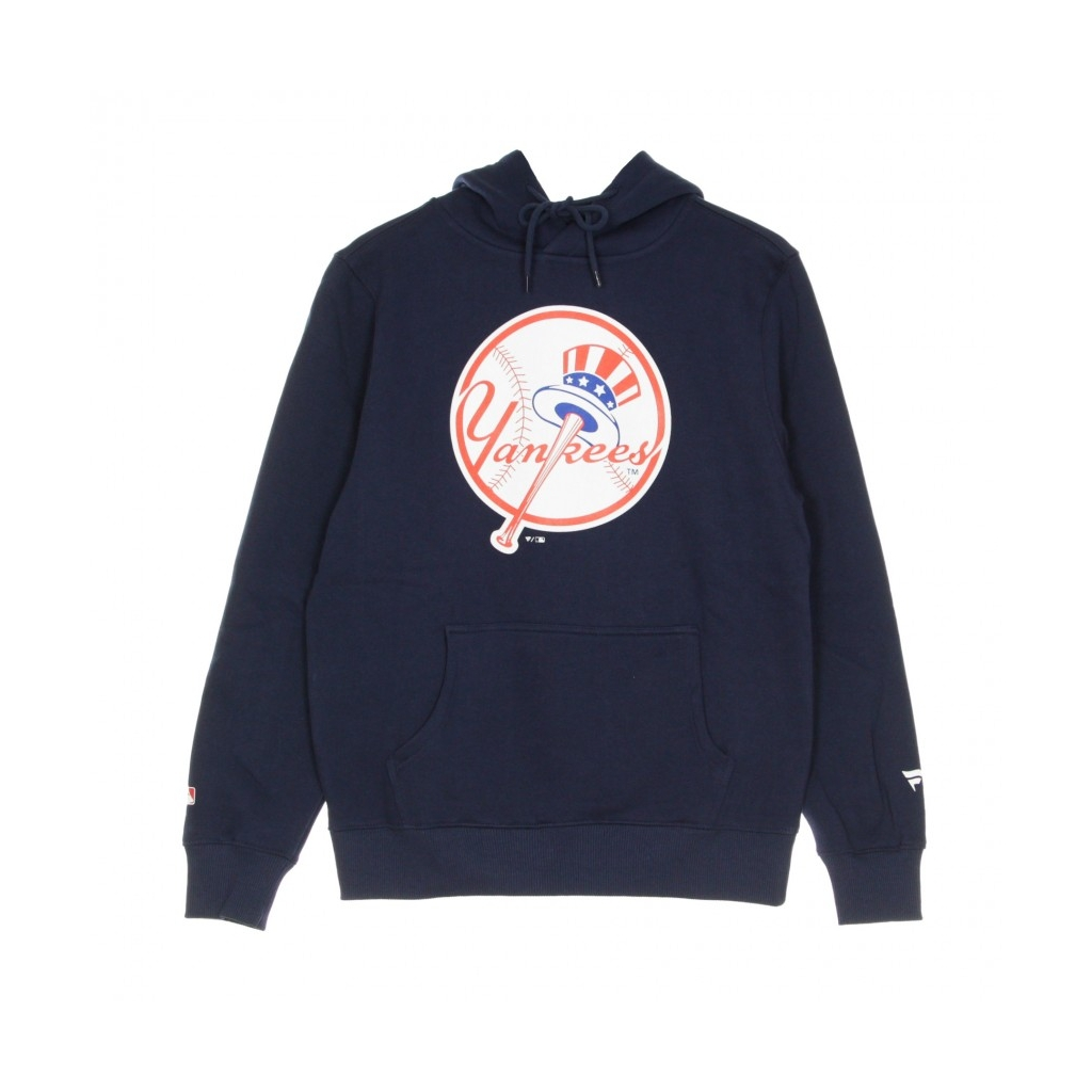 FELPA CAPPUCCIO MLB ICONIC PRIMARY COLOUR LOGO GRAPHIC HOODIE NEYYAN ORIGINAL TEAM COLORS