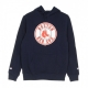 FELPA CAPPUCCIO MLB ICONIC SECONDARY COLOUR LOGO GRAPHIC HOODIE BOSRED ORIGINAL TEAM COLORS