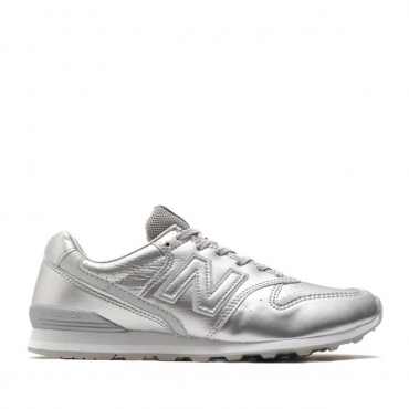 Scarpa New Balance Donna 996 Als Lifestyle Leather Pe ALS SILVER D