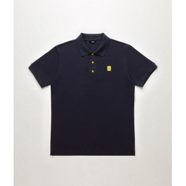 Polo Refrigiwear Uomo New Main Pique DARK ANTRACITE