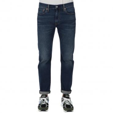 Jeans Levis Uomo 502 Regular Taperd Adriatic Adapt 0473 ADRIATIC