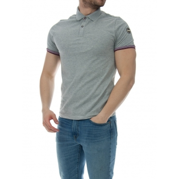 Polo Colmar Originals Uomo Piquet Stretch 21 GREY