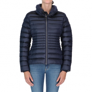 Piumino Colmar Originals Donna Collo Alto Place 68 NAVY-IRON