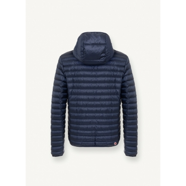 Piumino Colmar Originals Uomo Cappuccio Light 1mq Z68 NAVY